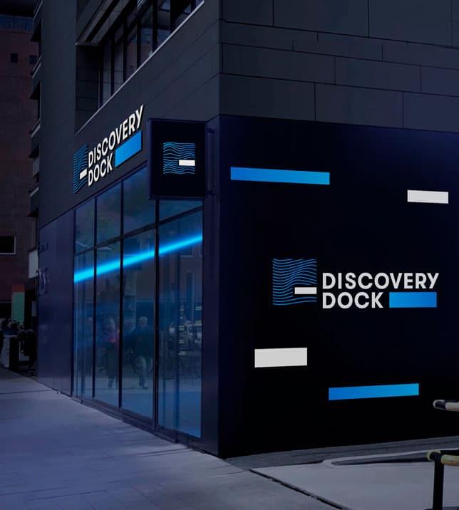 Discovery Dock Hamburg Hafencity