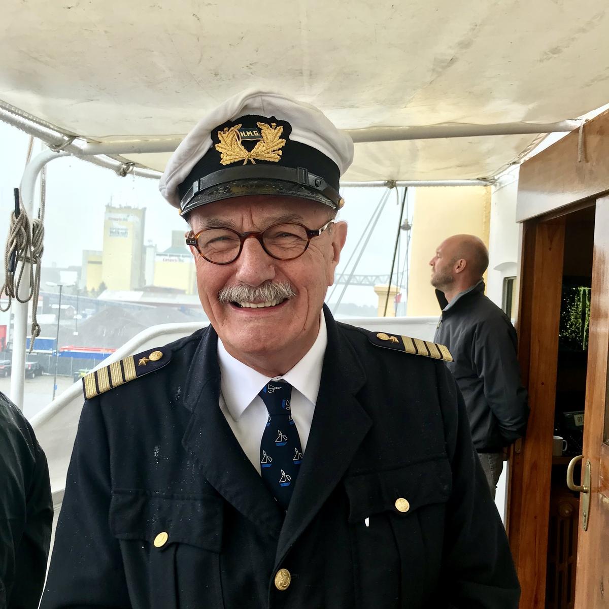 Kapitän Michael Nicolaysen